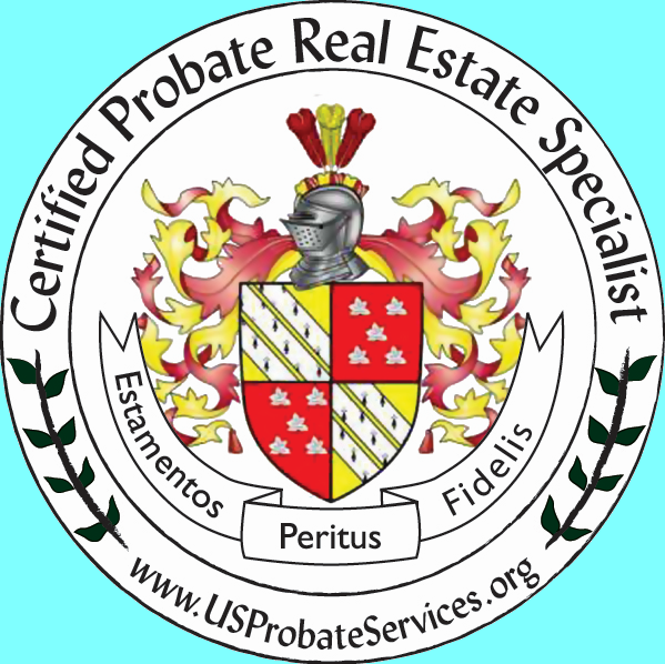 Real Estate Probate Certification