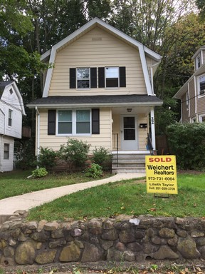 Caldwell NJ Multi Family Home Sold: $385,000