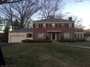 South Orange NJ Single Family Home Sold: $555,000