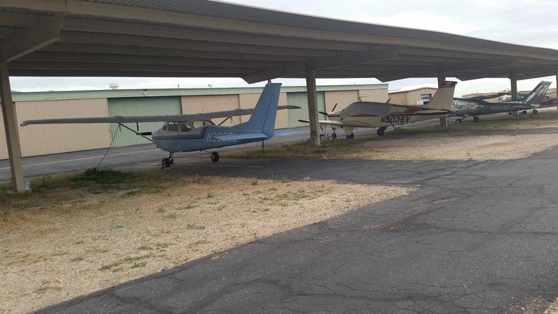 Shade Ports & Airpark Hangars