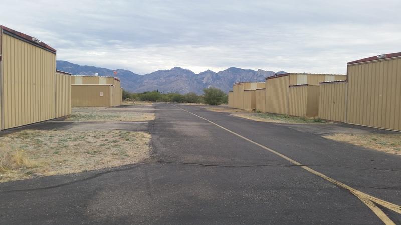 Private Hangars