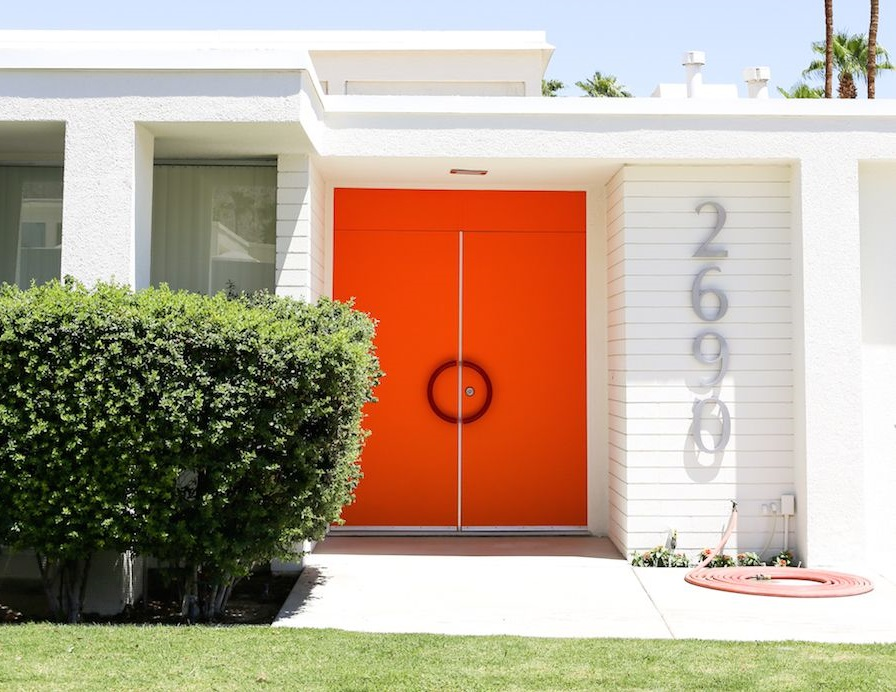 Fun Real Estate Fact The Significance Of A Red Front Door