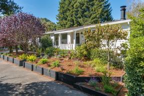 San Rafael CA Single Family Home Sold: $1,195,000