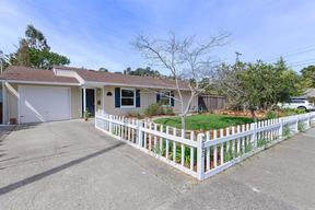 Mill Valley CA Single Family Home Sold: $1,010,000