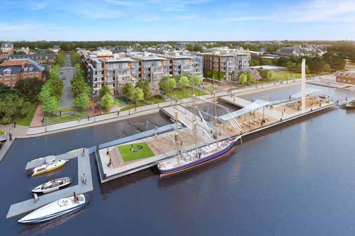 Robinsons Landing - New Residences in Old Town Alexandria VA
