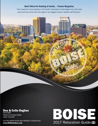 Des Hughes Boise Relocation Guide