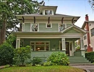 North End Historic District Idaho Homes for Sale