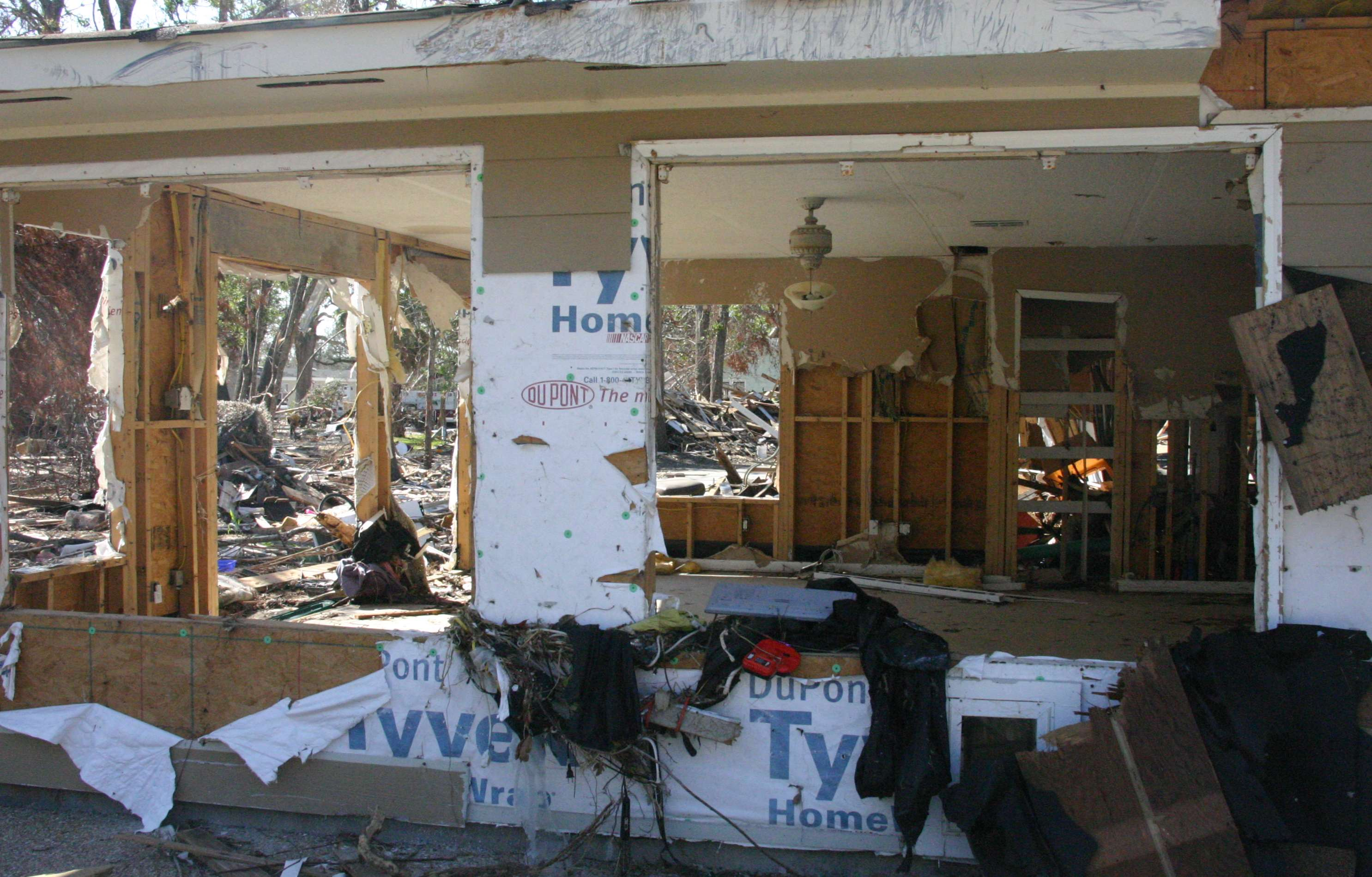 Hurricane Katrina Damage 2