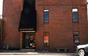 Commercial For Lease: 210 5th Street #100