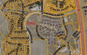 Parker CO Residential Lots & Land For Sale: $4,200,000