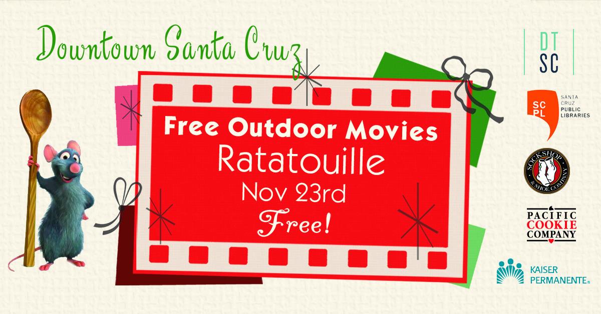 2018 Holidays movies Ratatouille