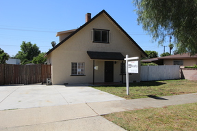 Single Family Home Sold: 830 East I Street