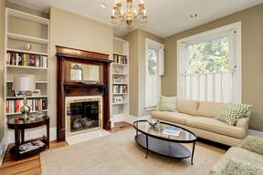 Washington DC Townhouse For Sale: $889,000