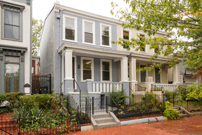 Washington DC Residential Closed: $899,000
