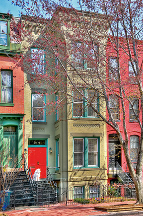 Washington DC Residential Closed: $1,249,000