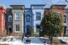 Washington DC Residential Closed: $889,000