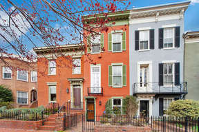 Washington DC Residential Closed: $849,000