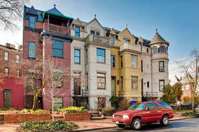 Washington DC Residential Closed: $1,029,000