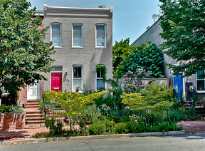 Washington DC Residential Closed: $729,000