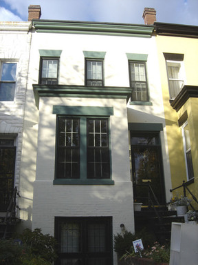Washington DC Residential Closed: $879,000