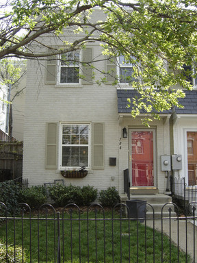 Washington DC Residential Closed: $736,000