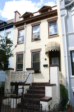 Washington DC Residential Closed: $669,000