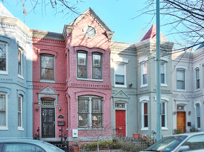 Washington DC Residential Closed: $769,000