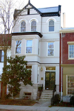 Washington DC Residential Closed: $1,800,000