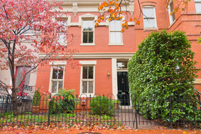 Washington DC Residential Closed: $1,075,000