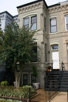 Washington DC Residential Closed: $949,000