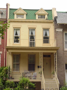 Washington DC Residential Closed: $839,000