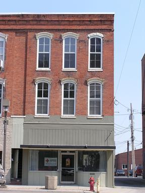 Commercial For Rent: 120  W. High St