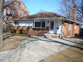 Single Family Home Sold: 20805 Erben St