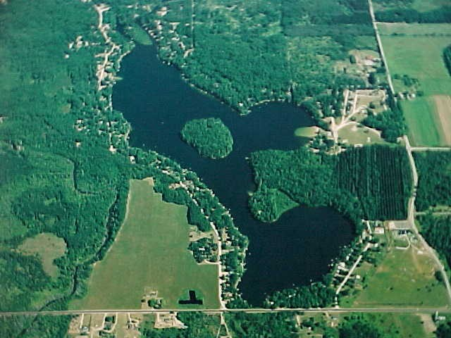 School Section Lake Mi Mecosta County Mi Homes For Sale