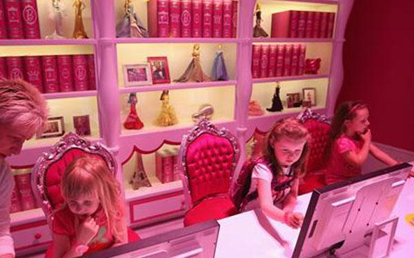 Barbie Dreamhouse Fort Lauderdale
