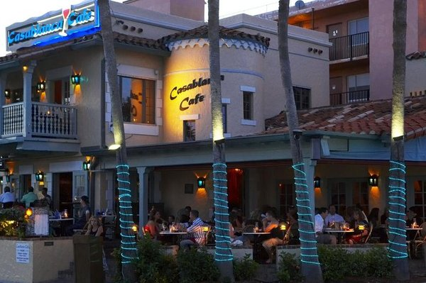 Casablanca Cafe Fort Lauderdale
