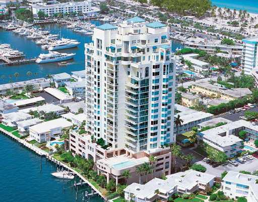 Harbourage Place Condominium with Boat Dock Fort Lauderdale
