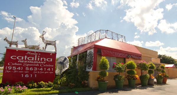 Marios Catalina Restaurant Fort Lauderdale