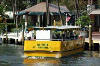 Water Taxi Stop 1 Las Olas Riverfront