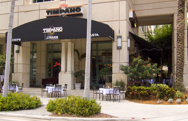 Timpano Chophouse Fort Lauderdale