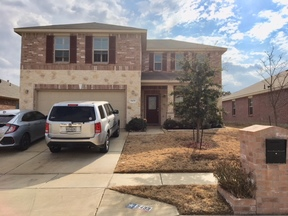Fort Worth TX Single Family Home Sold: $209,900
