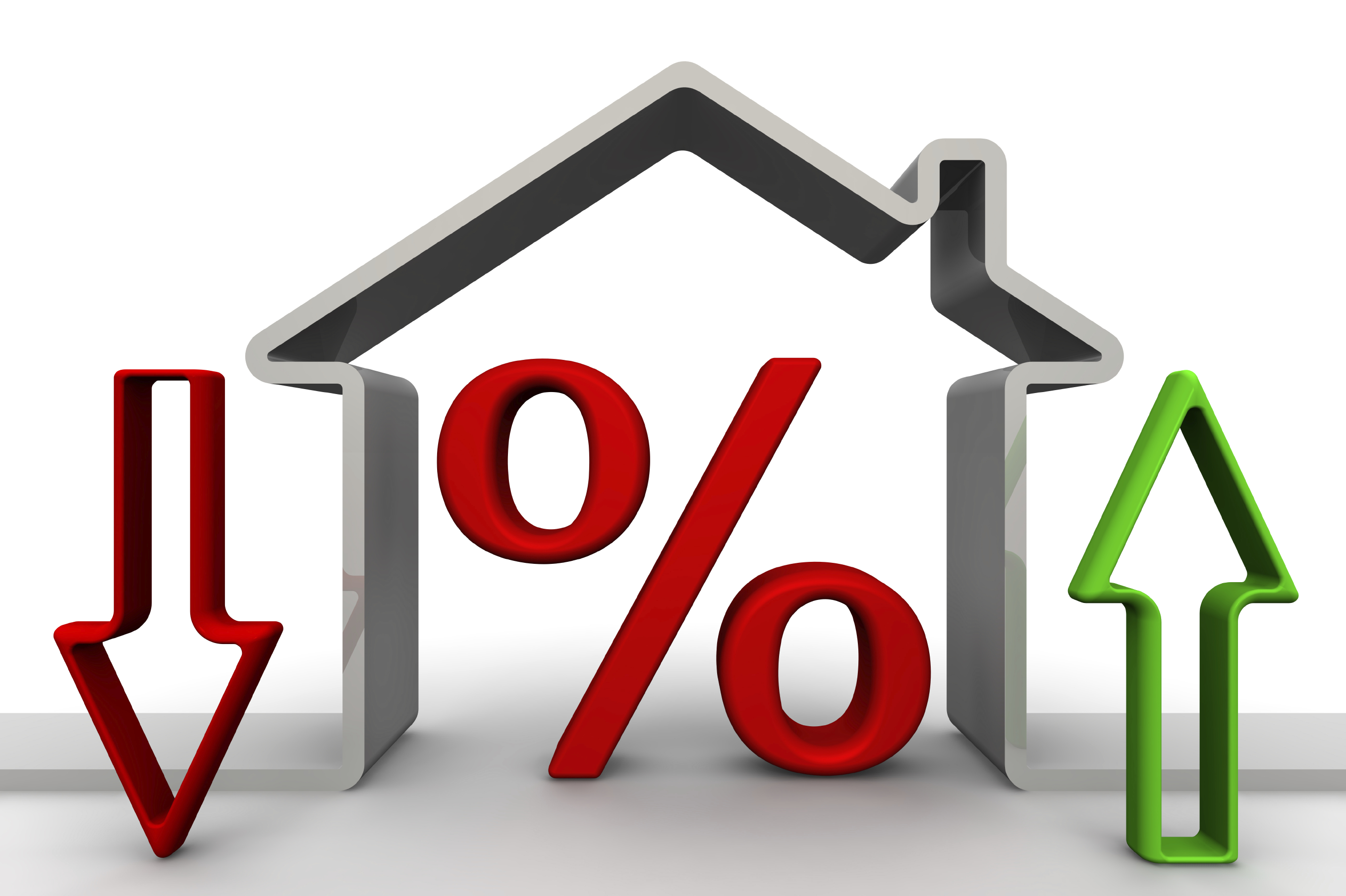 Rising and Declining Interest Rates