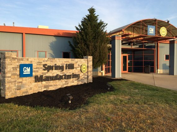GM - Spring Hill Manufacturing Plant