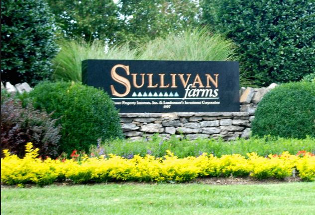 Sullivan Farms homes for sale