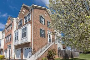 Leesburg VA Townhouse Sold: $427,500