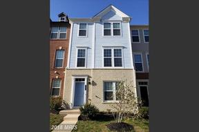 Leesburg VA Townhouse Sold: $420,000