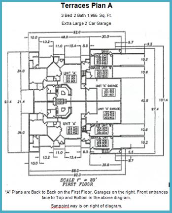 Diagrams Amp Floor Plans Buy Sell Nudist Homes Condos Lutz