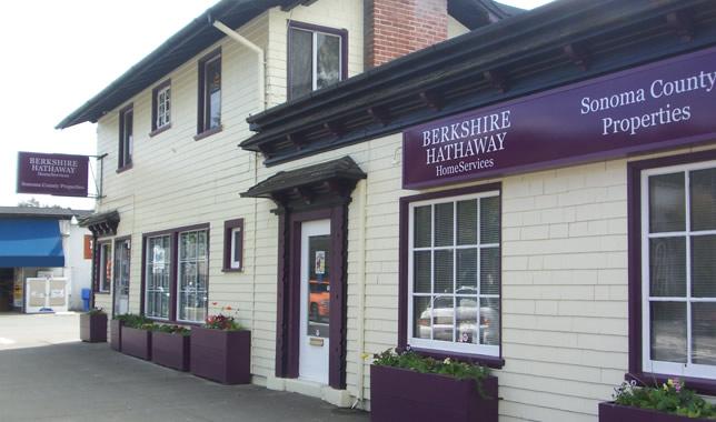 Berkshire Hathaway HS Sonoma County Properties