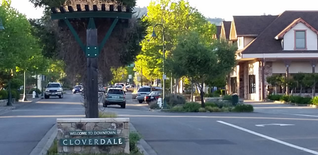 Cloverdale Real Estate