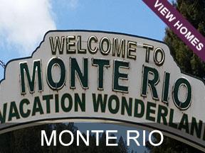 Monte Rio Real Estate